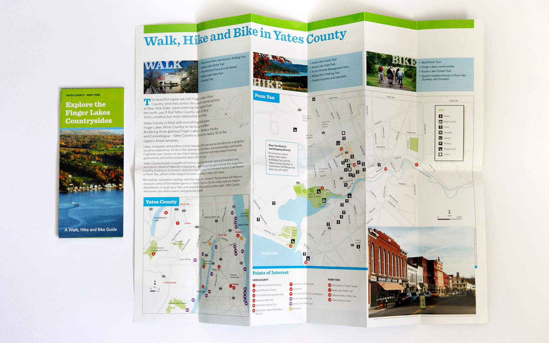 Editorial Work: Yates County Chamber of Commerce