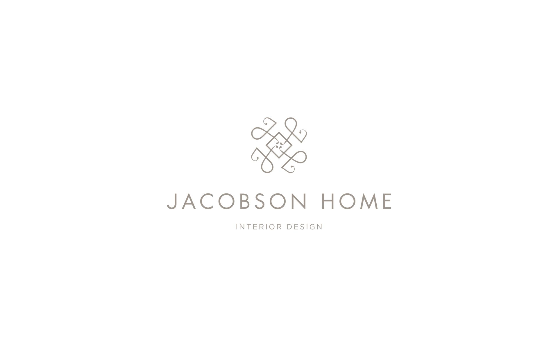 Branding Work: Jacobson Home